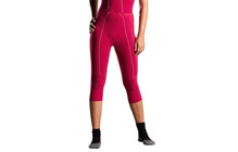 Falke Skiing Athletic 3/4 Tights Women peony